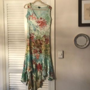 Elegant and Beautiful charmeuse dress